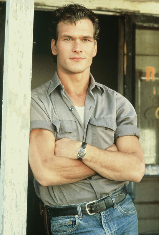 Patrick Swayze A Life In Pictures: The Outsiders 30th Anniversary Retrospective