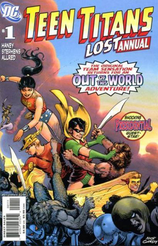 Classic Comic Covers - Page 3 Teen-titans-lost-annual-1