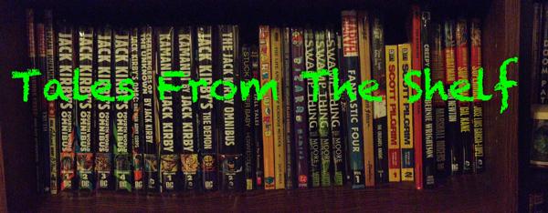 Tales From The Shelf: Batman By Doug Moench & Kelly Jones