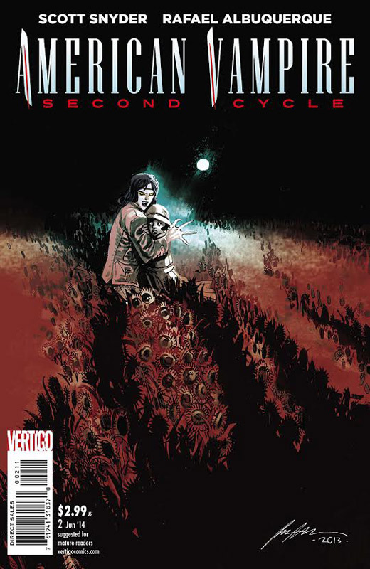 New Comic Book Reviews Week of 4/16/14