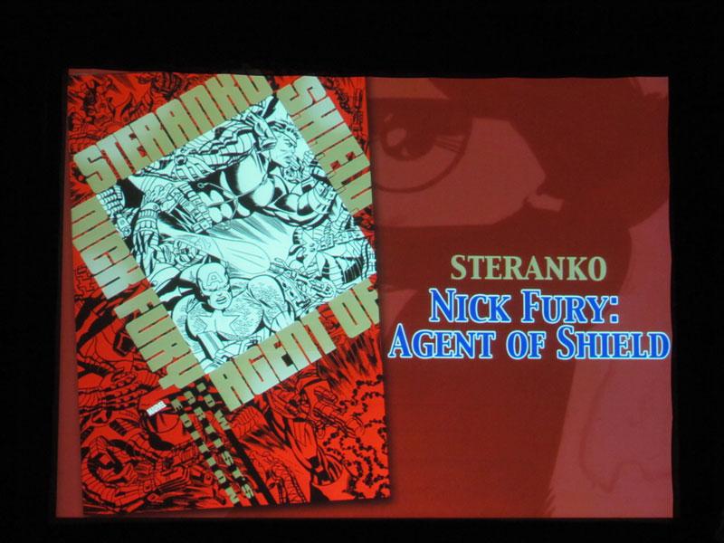 steranko-fury