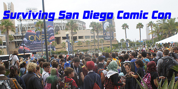Countdown to SDCC 2014 Part 1