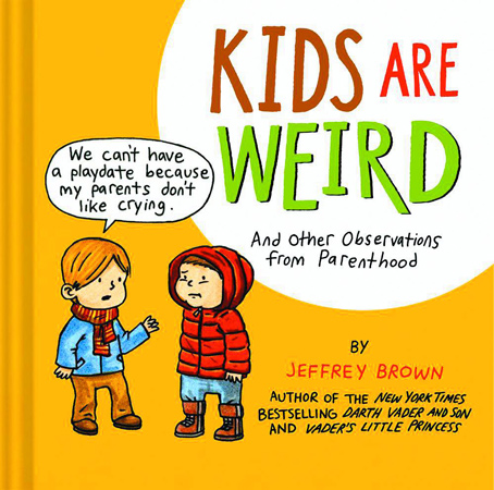 Tales From The SHelf: Kids Are Weird
