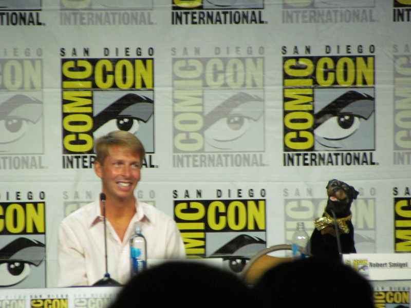 SDCC 2014 Triumph The Insult Comic Dog Adult Swim Panel