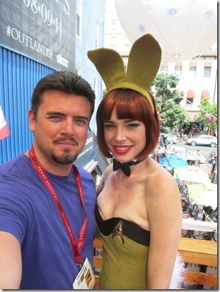 The Professional Guest Returns To Comic Con