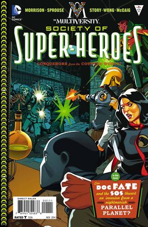 New Comic Book Reviews Week Of 9/17/14