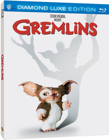 Gremlins Diamond Luxe Edition Blu-Ray Review