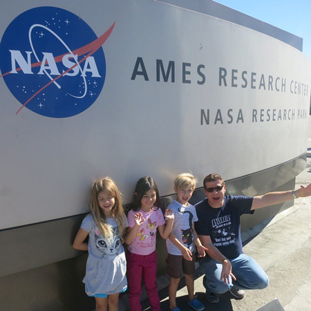 NASA Ames 75th Anniversary Open House
