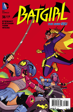 New Comic Book Reviews Week Of 11/12/14