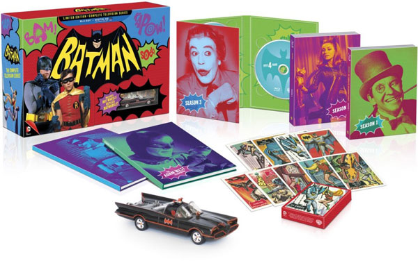 2014 Holiday Geek Gift Guide: Blu-Ray & DVD Part 1