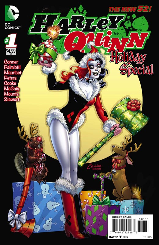New Comic Book Reviews Week Of 12/10/14