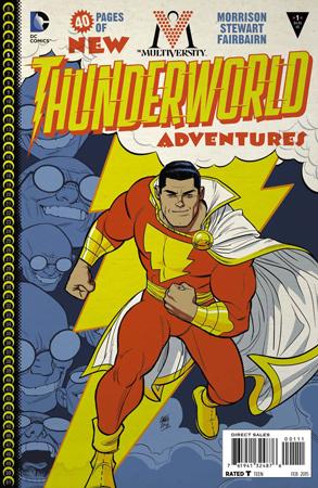 New Comic Book Reviews Week Of 12/17/14