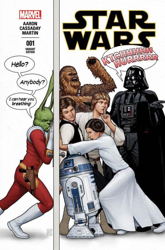 New Comic Book Reviews Week Of 1/14/15