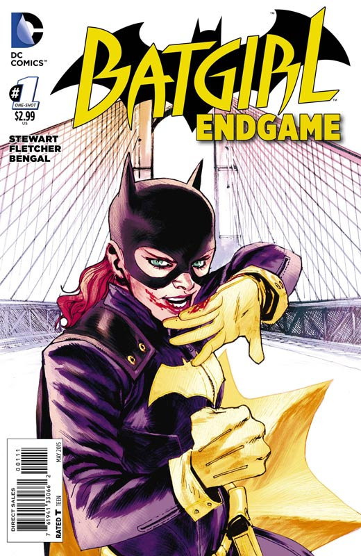 New Comic Book Reviews Week Of 3/18/15