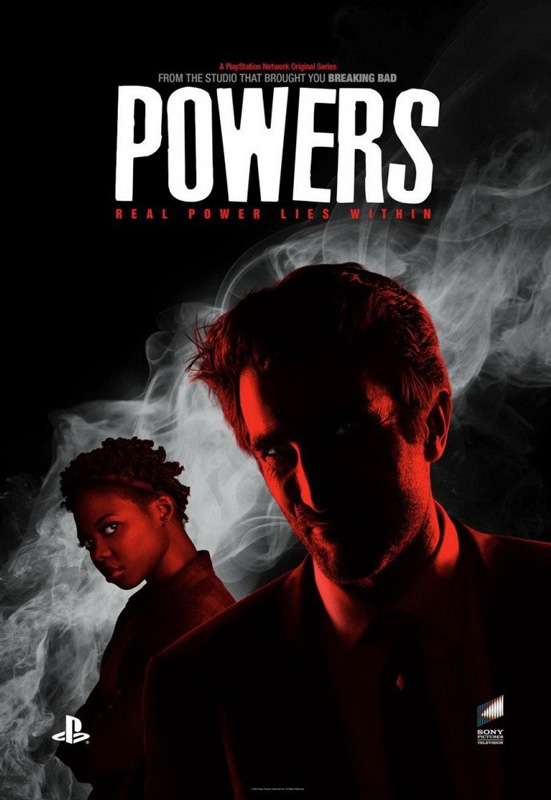 Powers Television Series Review