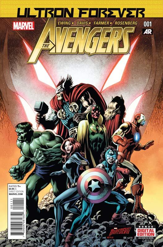 New Comic Book Reviews Week Of 4/1/15