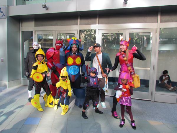 WonderCon 2015 Cosplay Photo Parade