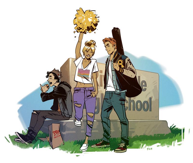 Archie Comics Goes To Kickstarter