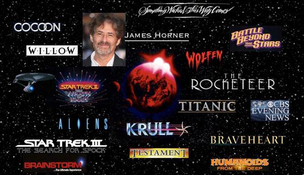 James Horner 1953-2015
