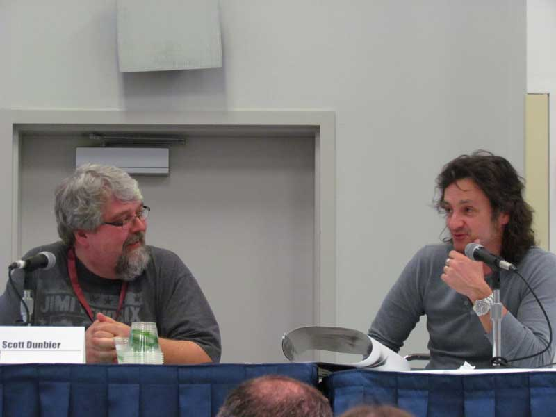 IDW Artist Edition Panel WonderCon 2013