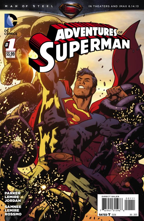 New Comic Book Catch Up Roundup