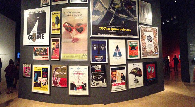 Stanley Kubrick LACMA exhibit