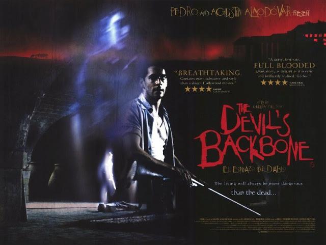 devils backbone poster