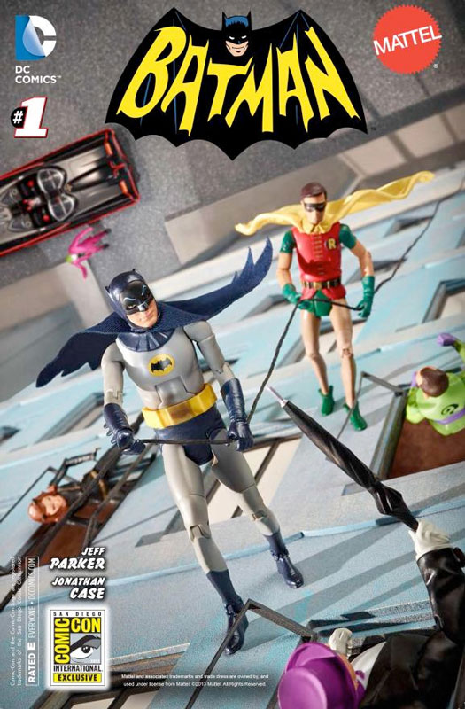 New Comic Book Reviews 8/2/13