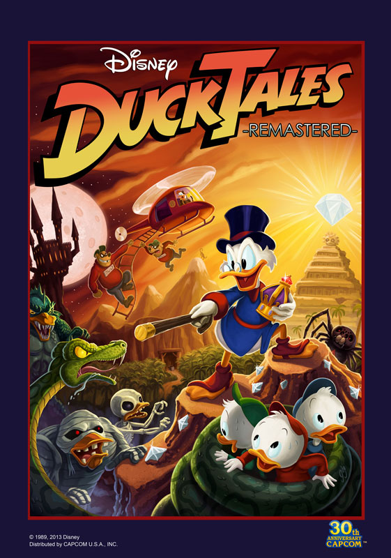 DuckTales Remastered PS3 Review
