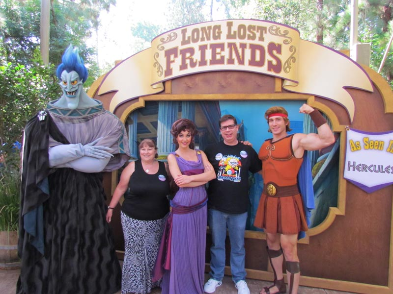 Disneyland Long Lost Friends Return