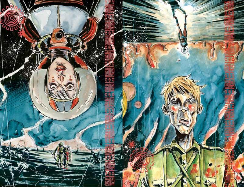 New Comic Reviews 8/9/13