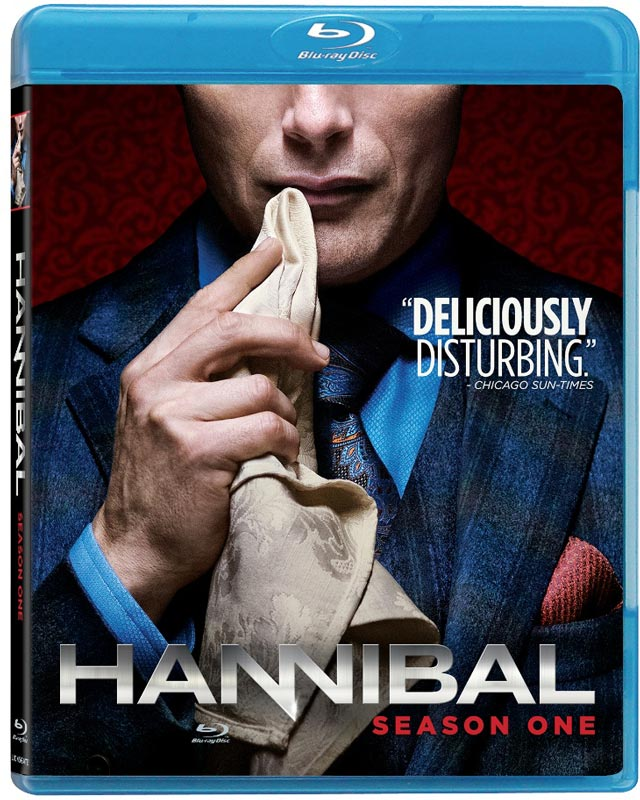 Hannibal Season 1 Blu-Ray Review