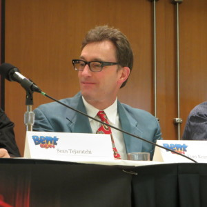 "Tom Kenny at the ""Adventure Time"" panel"