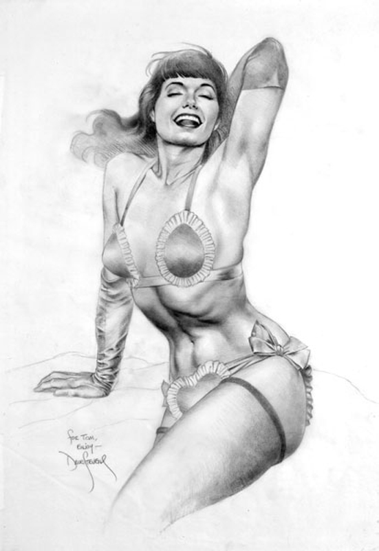 DaveStevens_Sketchbook_Betty