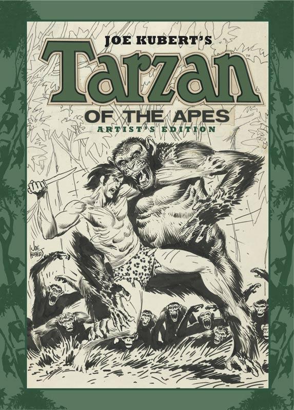 Tarzan_artist-edition