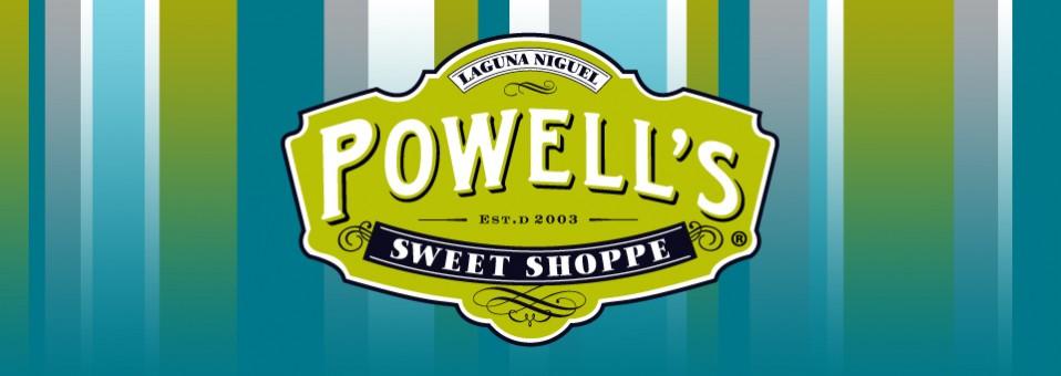powell's logo