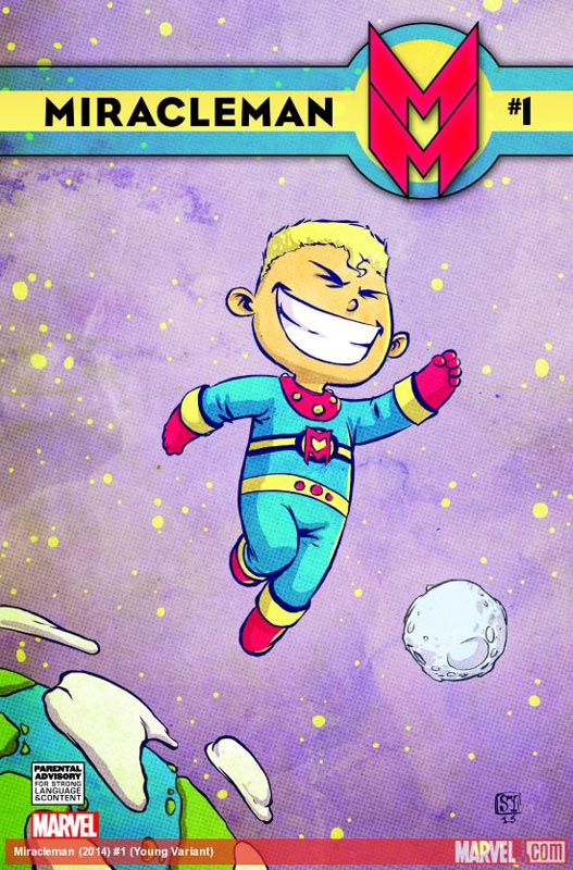 New Comic Book Reviews the Week of 1/15/14
