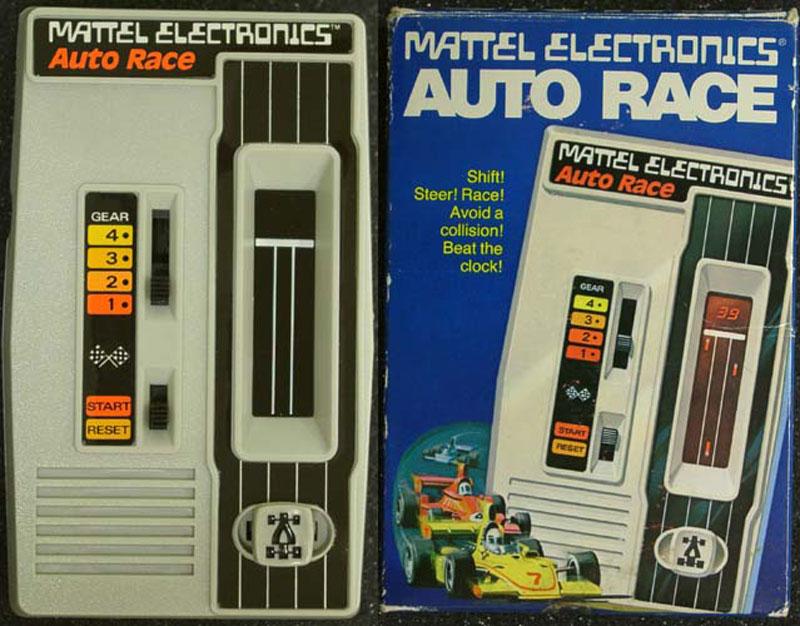 Mattel-AutoRace