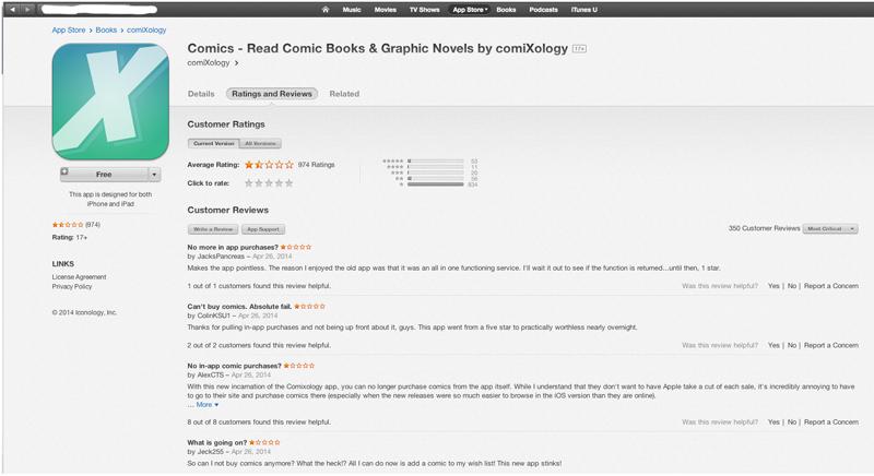 comixology-revews