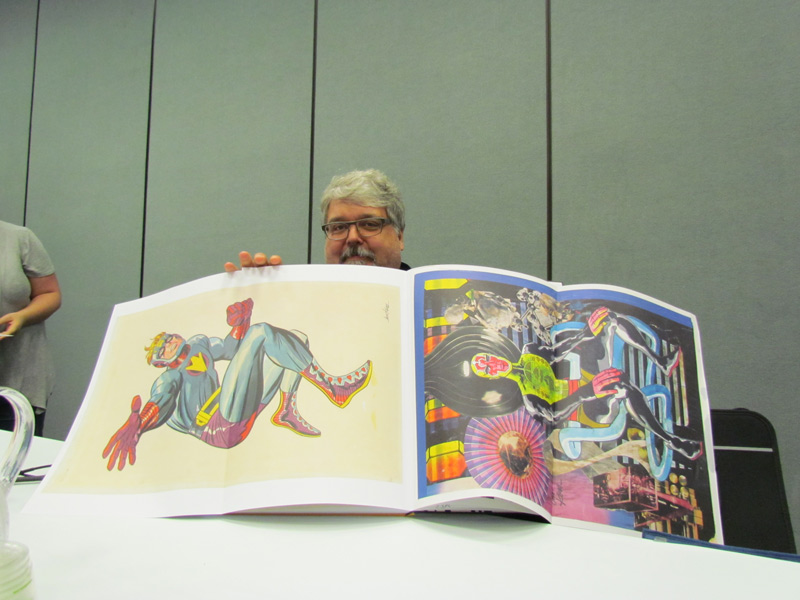 IDW Artist Editions WonderCon 2014 Panel