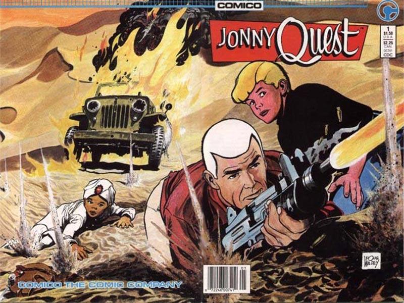 jonny-quest-comic