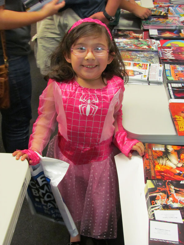 Free Comic Book Day at Metropolis Comics & Giveaway