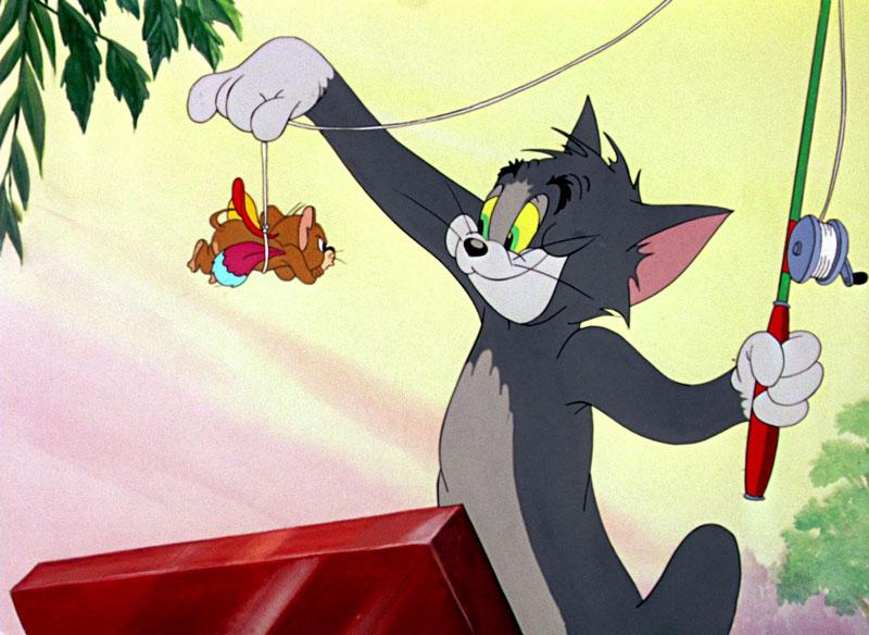 cat-fishin