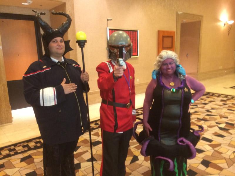 Star Trekking in Las Vegas