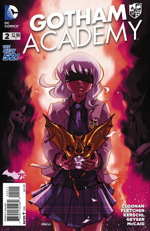 New Comic Book Reviews Week Of 11/5/14