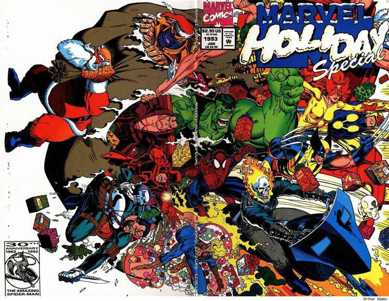 marvel-holiday-special-1993