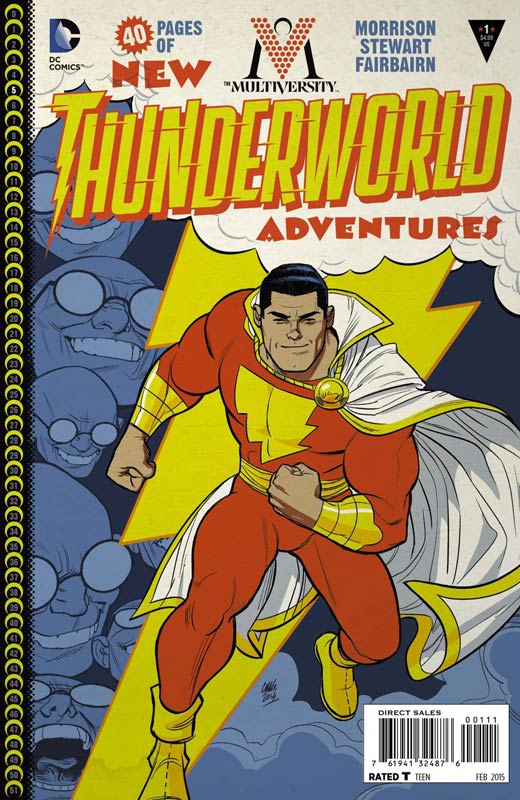 New Comic Reviews Week Of 12/17/14