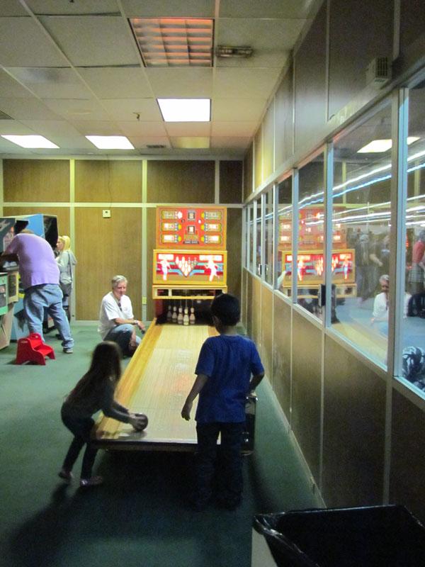 bowling--game