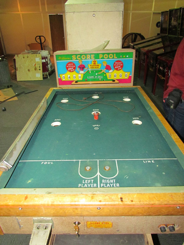 score-pool