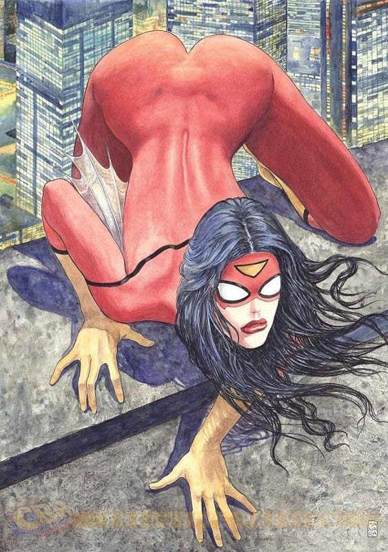 Spider-Woman-Butt-Cover